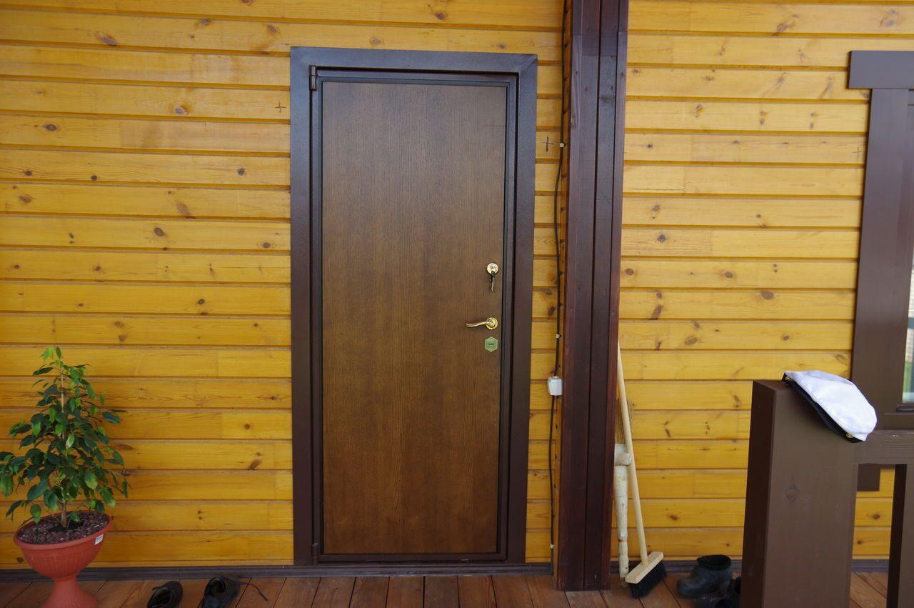 двери металлические атмосферостойкие