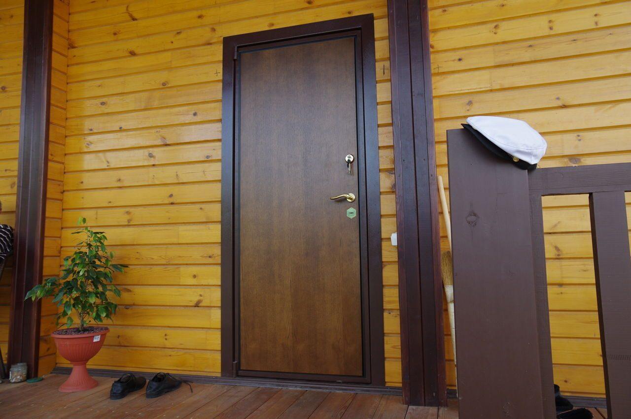 входные двери атмосферостойкие